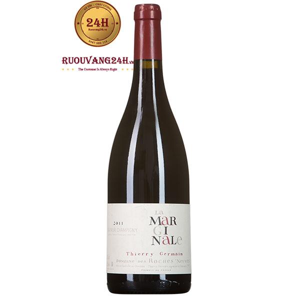 Rượu Vang Thierry Germain La Marginale