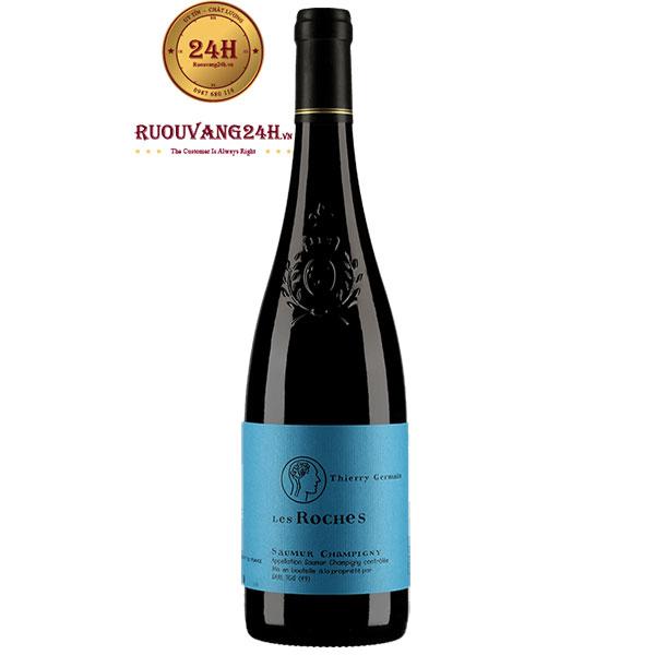 Rượu Vang Thierry Germain Les Roches Saumur Champigny