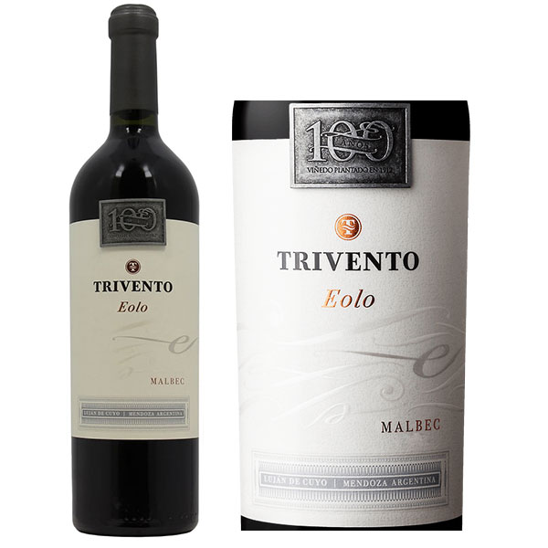 Rượu Vang Trivento Eolo Malbec Mendoza