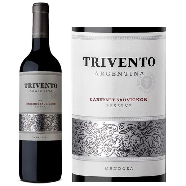 Rượu Vang Trivento Reserve Cabernet Sauvignon