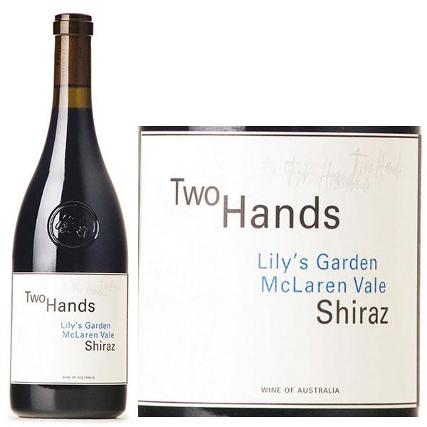 Rượu Vang Two Hands Lily's Garden Shiraz