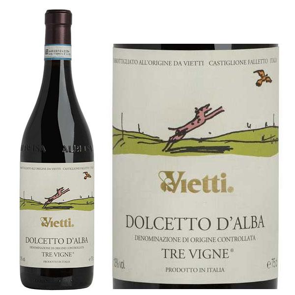 Rượu Vang Vietti Dolcetto D'alba