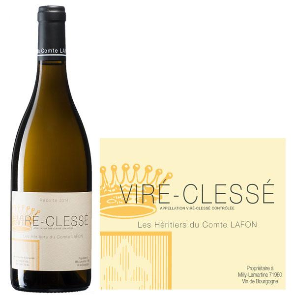 Rượu Vang Vire Clesse Les Heritiers Du Comte Lafon