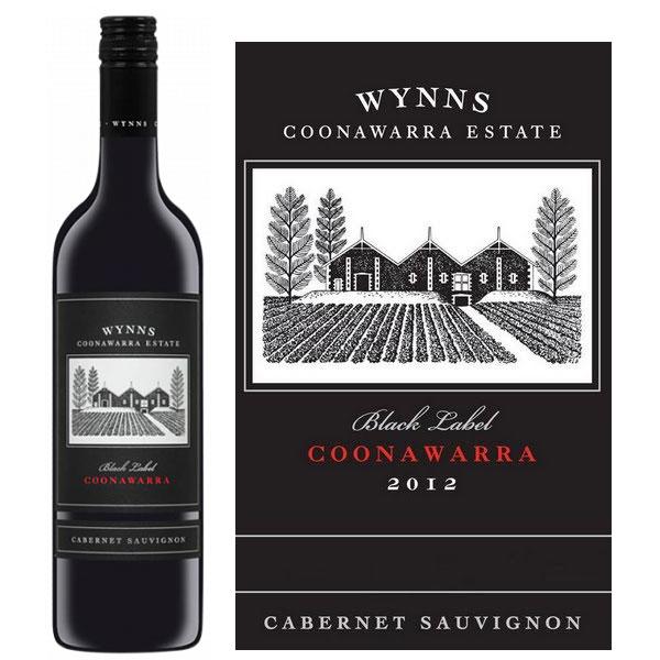 Rượu Vang Wynns Coonawarra Estate Black Label Cabernet Sauvignon
