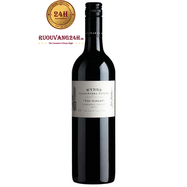Rượu Vang Wynns Coonawarra Estate The Gables Cabernet Shiraz