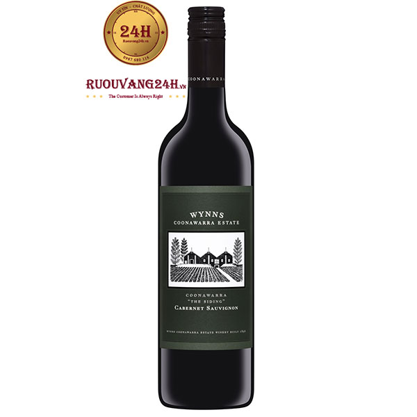 Rượu Vang Wynns Coonawarra Estate The Siding Cabernet Sauvignon