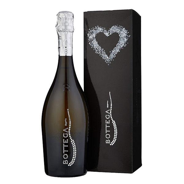 Rượu Champagne Bottega Diamond Spumante Brut