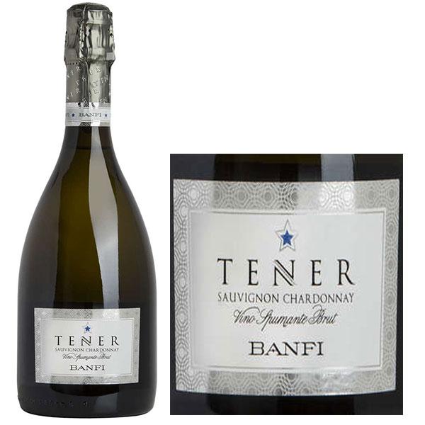 Rượu Sâm Banh Banfi Tener Sauvignon Chardonnay