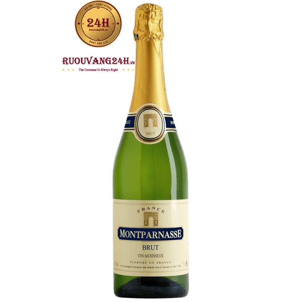 Rượu Sâm Banh Montparnasse Vin Mousseux Brut