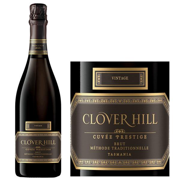 Rượu Sparkling Clover Hill Vintage Brut Tasmania