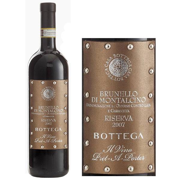 Rượu Vang Ý Bottega Brunello Di Montalcino