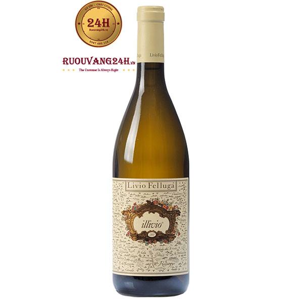 Rượu Vang Ý Livio Felluga illivio
