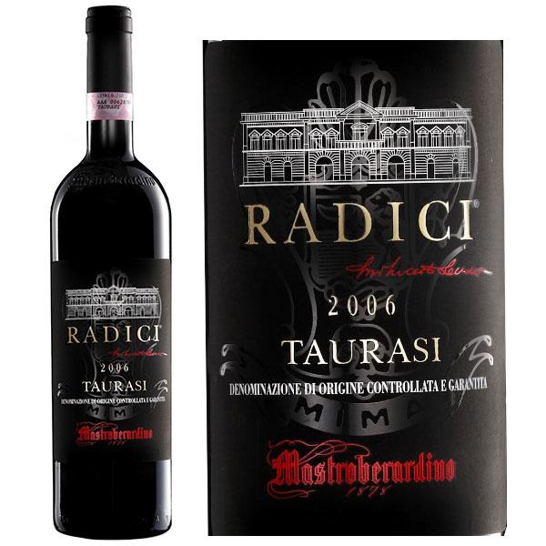 Rượu Vang Ý Mastroberardino Radici Taurasi