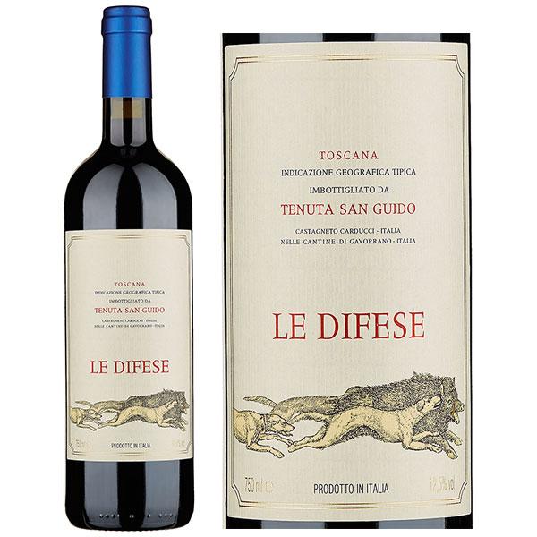 Rượu Vang Ý Tenuta San Guido Le Difese