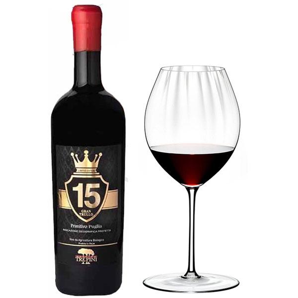 Rượu Vang Ý Trepini 15