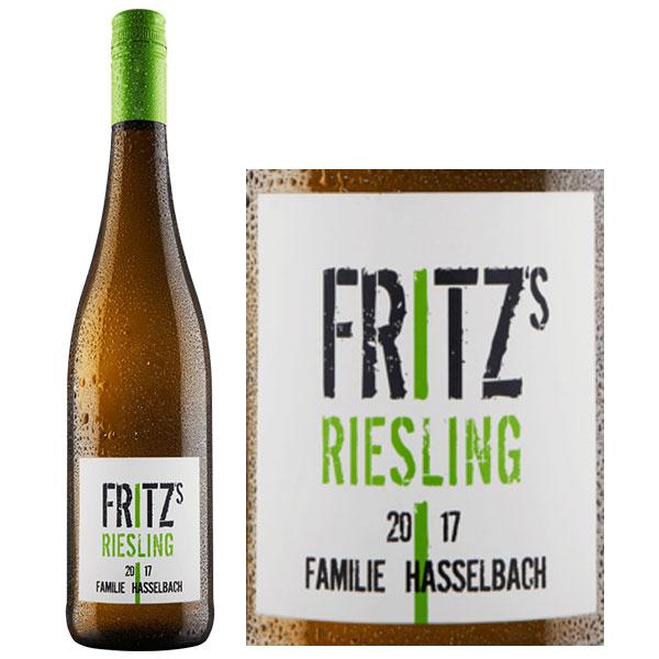 Rượu Vang Đức Gunderloch Fritz Riesling