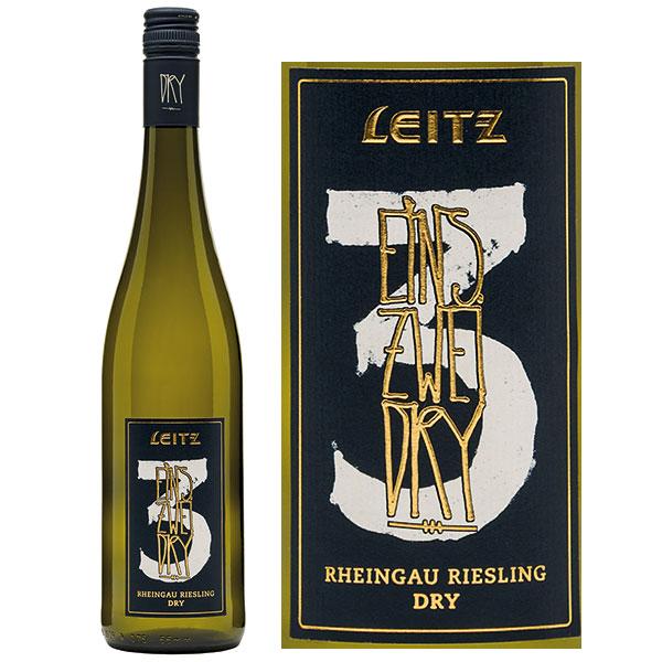 Rượu Vang Đức Leitz Eins Zwei Dry Riesling