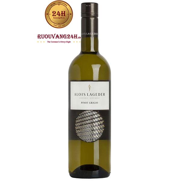 Rượu Vang Alois Lageder Dolomiti Pinot Grigio