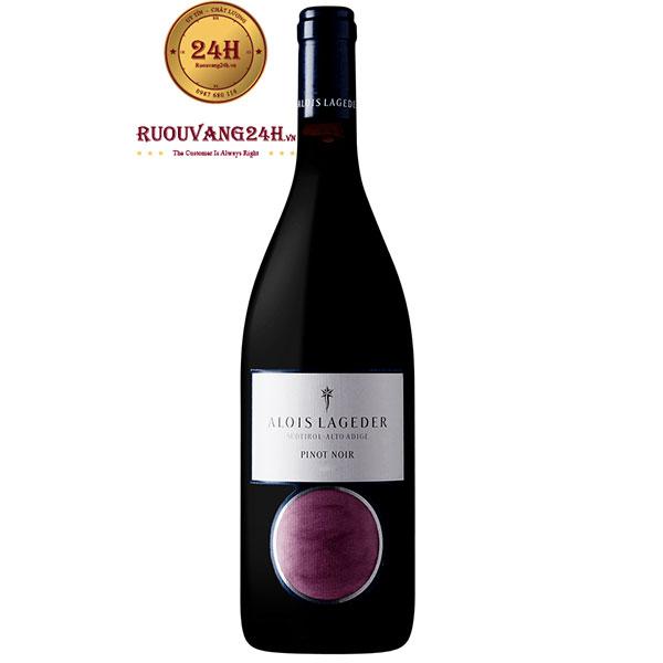 Rượu Vang Alois Lageder Sudtirol Pinot Noir