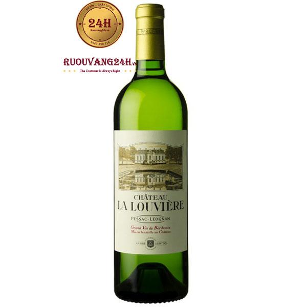 Rượu Vang Andre Lurton Chateau La Louviere Pessac Leognan