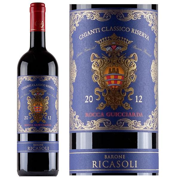 Rượu Vang Barone Ricasoli Rocca Guicciarda Chianti Classico Riserva