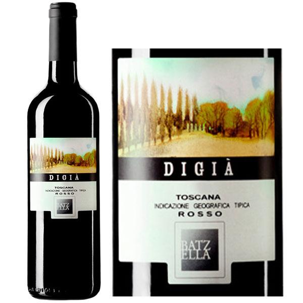 Rượu Vang Batzella Digia Toscana