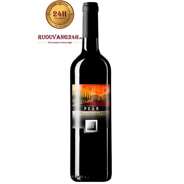 Rượu Vang Batzella Pean Bolgheri