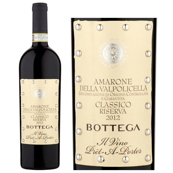 Rượu Vang Bottega Amarone IL Vino Pret A Porter