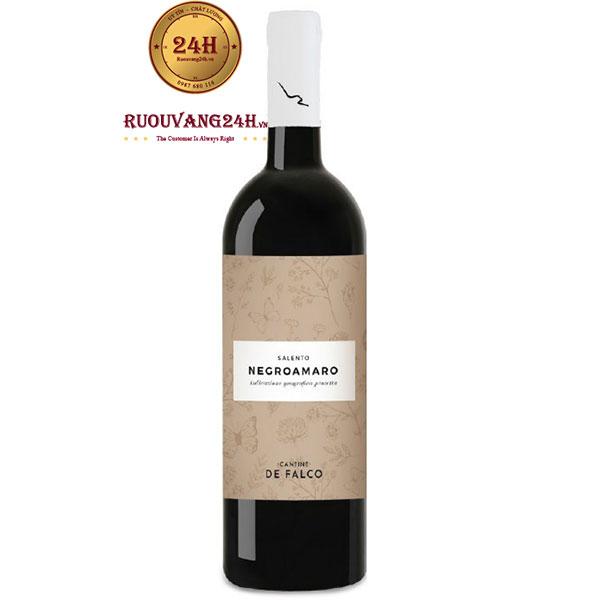 Rượu Vang Cantine De Falco Negroamaro