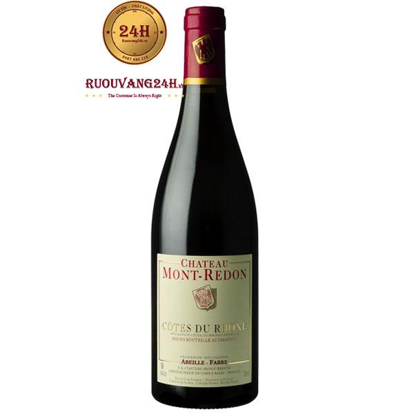Rượu Vang Chateau Mont Redon Cotes Du Rhone