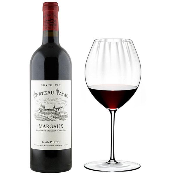 Rượu Vang Chateau Tayac Margaux