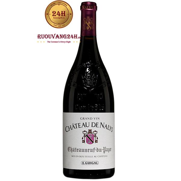 Rượu Vang Chateau de Nalys Chateauneuf Du Pape