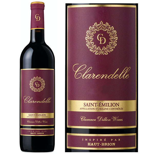Rượu Vang Clarendelle Saint Emilion Inspired By Haut Brion