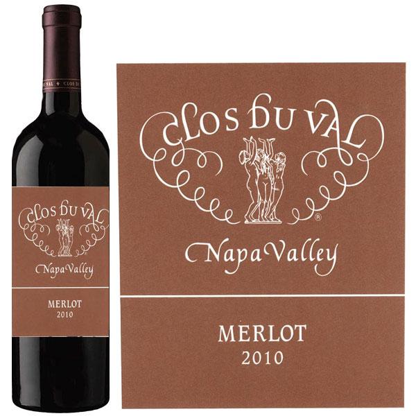 Rượu Vang Clos du Val Merlot Napa Valley