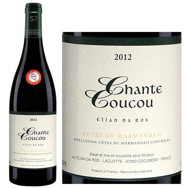 Rượu Vang Chante Coucou Elian Da Ros