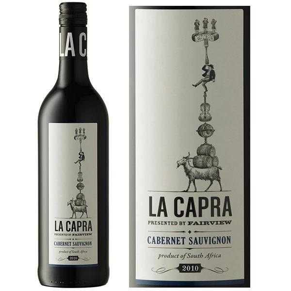 Rượu Vang Fairview La Capra Cabernet Sauvignon