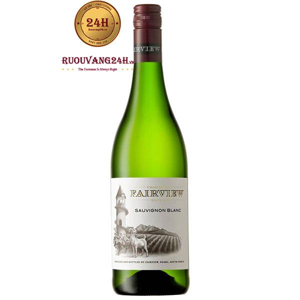 Rượu Vang Fairview Sauvignon Blanc