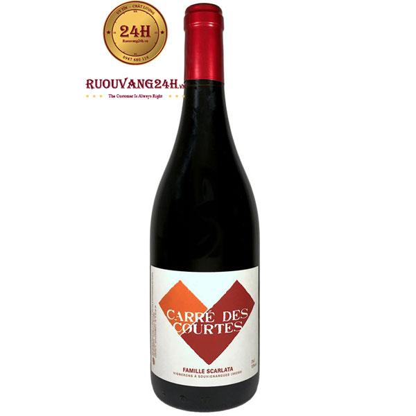 Rượu Vang Famille Scarlata Carre Des Courtes