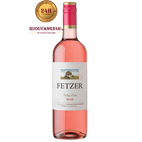 Rượu Vang Fetzer Rose Valley Oaks