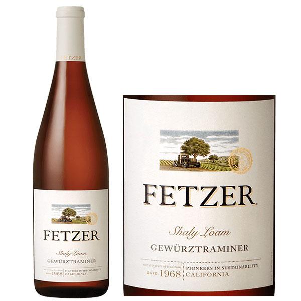 Rượu Vang Fetzer Gewurztraminer Shaly Loam