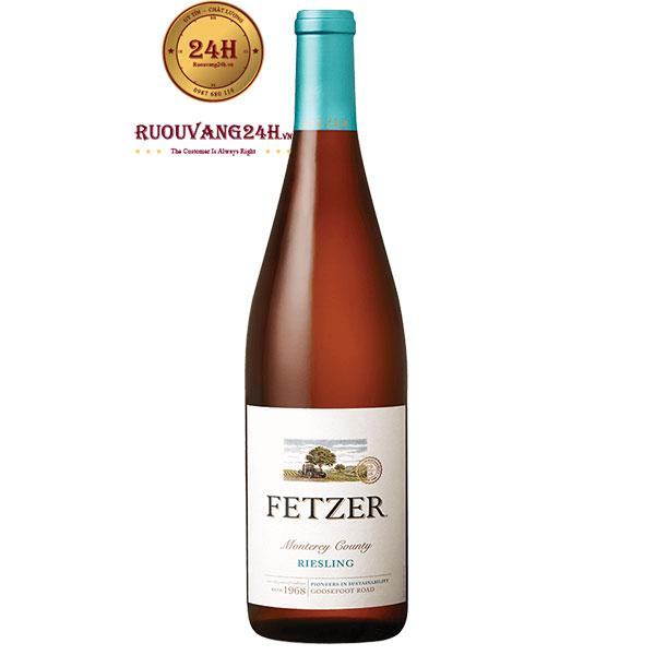 Rượu Vang Fetzer Riesling Monterey County