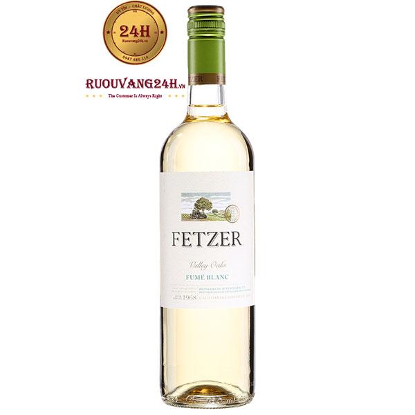 Rượu Vang Fetzer Valley Oaks Fume Blanc