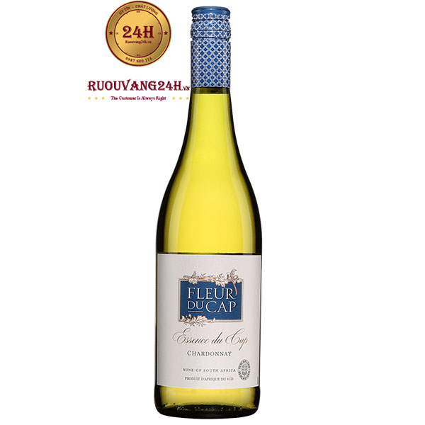 Rượu Vang Fleur Du Cap Chardonnay