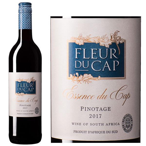 Rượu Vang Fleur Du Cap Pinotage Essence Du Cap