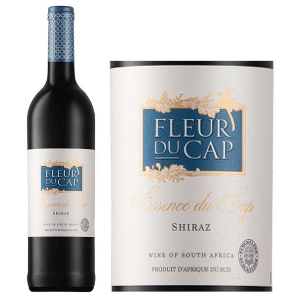 Rượu Vang Fleur Du Cap Shiraz