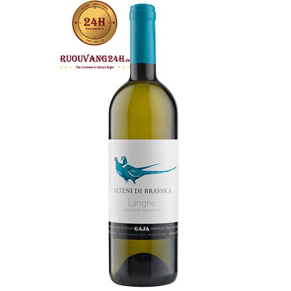 Rượu Vang Gaja Alteni Di Brassica Langhe