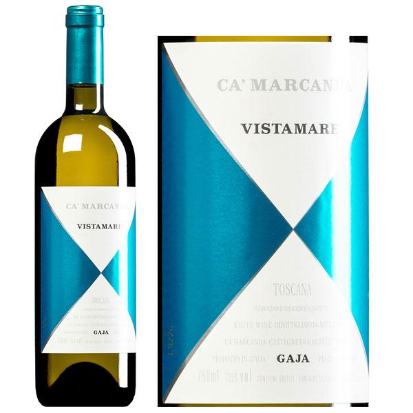 Rượu Vang Gaja Camarcanda Vistamare White
