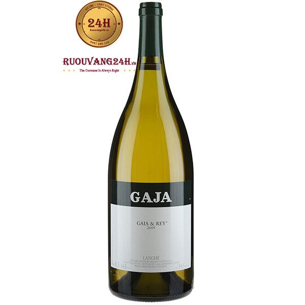 Rượu Vang Gaja Gaia & Rey Langhe Chardonnay