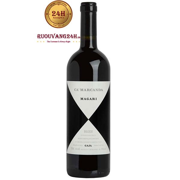 Rượu Vang Gaja Magari Ca'Marcanda