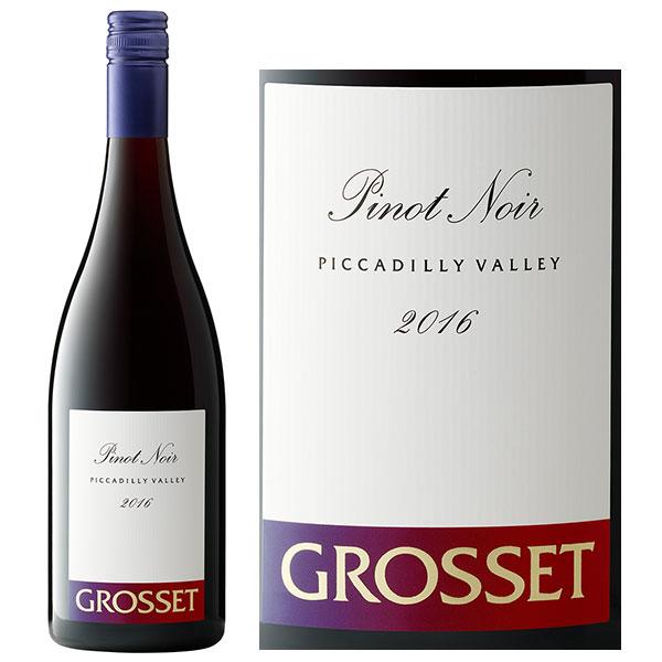 Rượu Vang Grosset Pinot Noir Piccadilly Valley